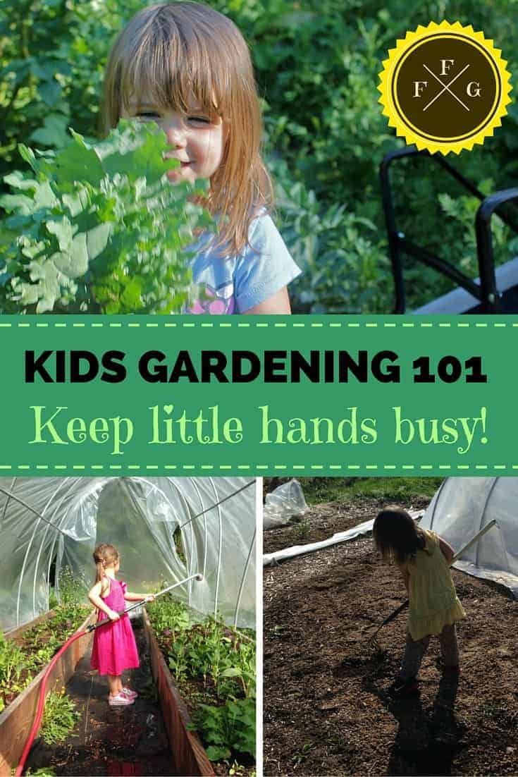Kids gardening 101 garden activities toddler garden Garden club program ideas