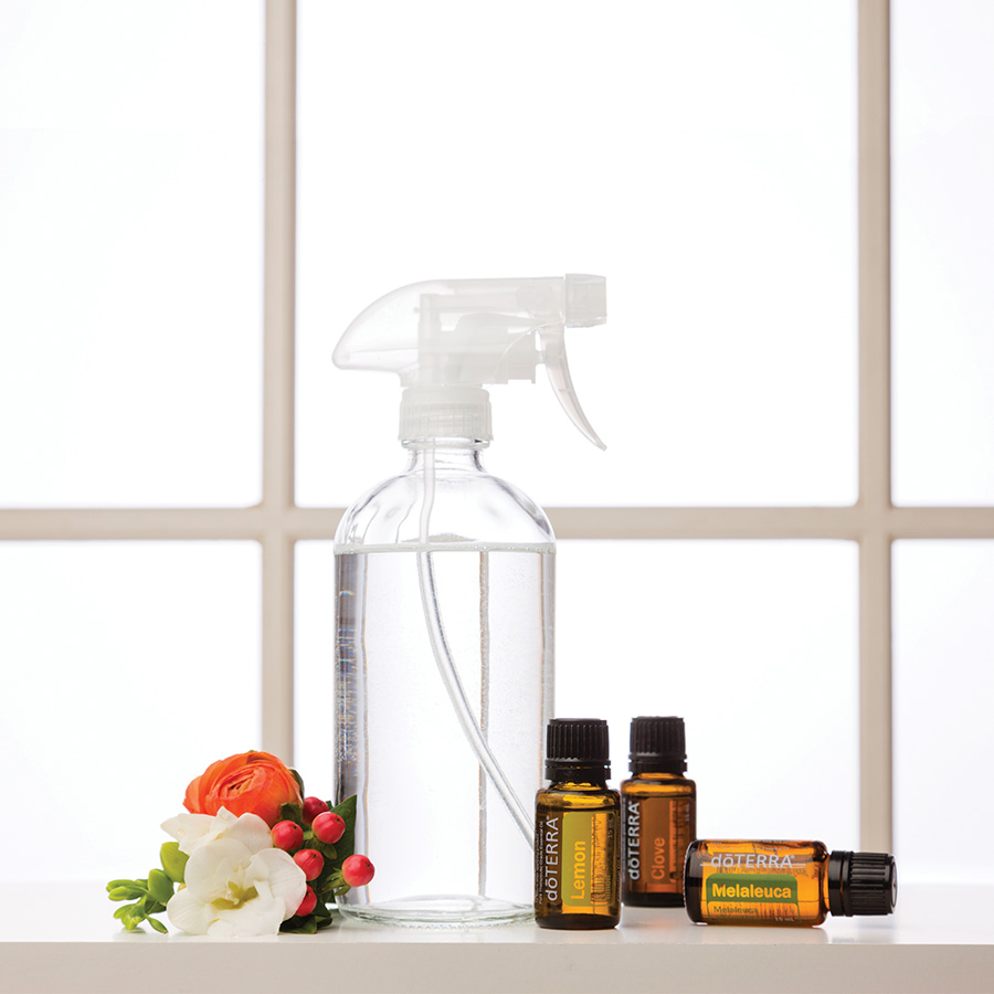 Natural Cleaning with doTerra