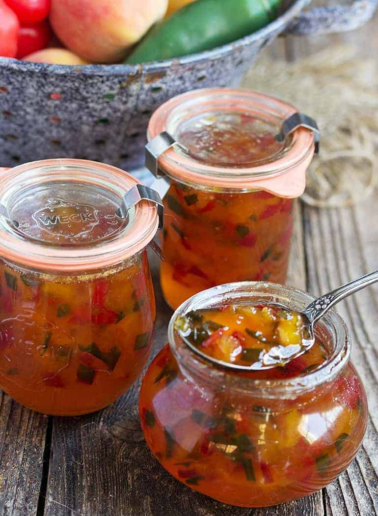 Canning pepper recipes