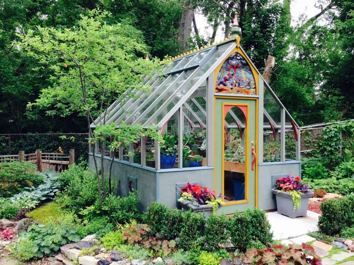 Garden Design Ideas + She Sheds